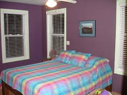 bedroom simple wall colors for small rooms purple small bedroom