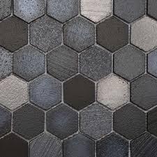 to install hexagon tile floor novalinea bagni interior