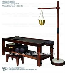 Wooden Spa Ayurveda Thai Massage Bed Buy Wooden Thai Massage Bed