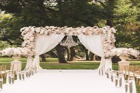 wedding altar ideas best 25 wedding altar decorations ideas on outdoor