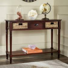 Thin Entryway Table Console Sofa And Entryway Tables You U0027ll Love Wayfair