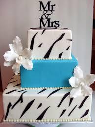 wedding cakes utah zebra and teal wedding cake a of cake utah wedding cakes