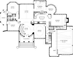 Small Mountain Cabin Floor Plans by Contemporary Cottage Plans