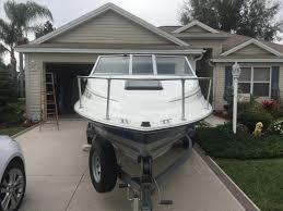boat for sale 1992 bayliner 19 u2032 w trailer talk of the villages