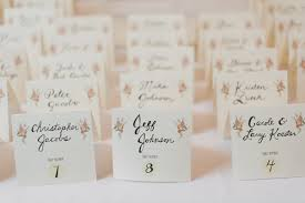 wedding table number fonts florida wedding with cake table numbers ruffled