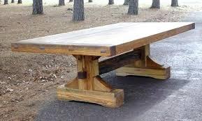 trestle tables for sale farmhouse trestle table dining farm tabl on round dining table top