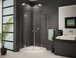 tub with glass shower door bathroom bespoke shower enclosures frameless glass shower walk