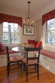 breakfast nook with storage upholstered breakfast nook with