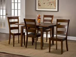 Narrow Dining Tables With Leaves Dining Tables Small Dinette Sets For 4 Narrow Dining Tables With