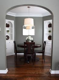 what color paint goes best with black furniture with more