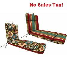 chaise lounge cushions ebay