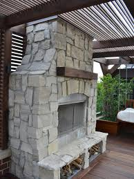 decorations home design wonderful stack stone wall panels wooden