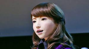 human android japan s erica android isn t as creepy as other talking robots