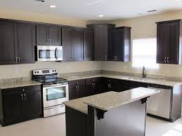 Two Colour Kitchen Cabinets Kitchen 37 Fabulous Remodeling Espresso Kitchen Cabinets With