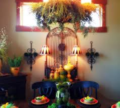 the tuscan home tuscan dining room