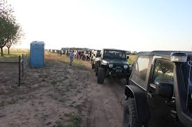 Crown Motors Jeep Team At 24th Palo Duro Jeep Jamboree Crown