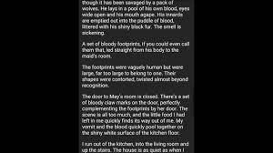 lights out creepypasta story