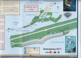 Marathon Florida Map by Campground Map Long Key State Park Long Key Florida