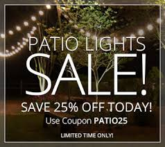 Christmas Patio Lights by And Party Lights