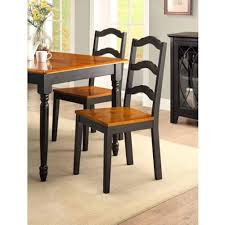 amazon com better homes and gardens autumn lane table with four