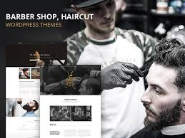 25 most comprehensive barber shop haircut and hairdo wordpress
