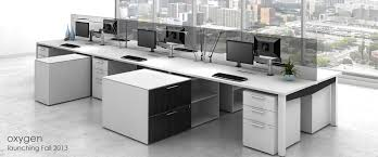 AIS Office Furniture Systems Oxygen Benching System Commercial - Ais furniture