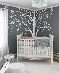 Large Nursery Wall Decals Nursery Wall Decal Ellaseal