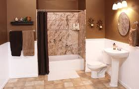 Bathtubs At Menards Flexstone Shower And Tub Surround Kits