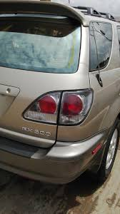lexus rx300 in nairaland olabosipo motors sold tokunbo 2003 lexus rx300 autos nigeria