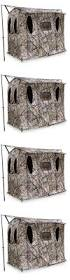 Primos Ground Max Hunting Blind Blinds 177910 Extra Large Hunting Ground Blind Bow Deer Turkey
