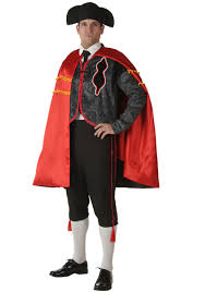 Army Halloween Costumes Mens Matador Costume