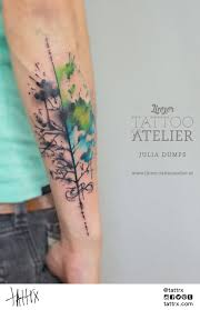 julia dumps ink tattoo watercolor inkspiration pinterest