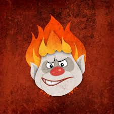 heat miser ornament design for our slate ornament collecti