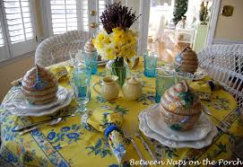 Spring Table Settings Spring And Summer Table Settings