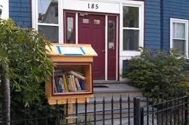 tiny free library universal hub