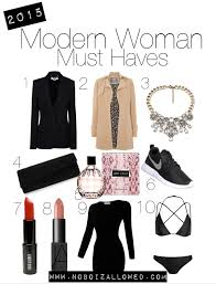 10 Must Haves For A by Fashion Friday 2015 S Top 10 Must Haves For The Modern