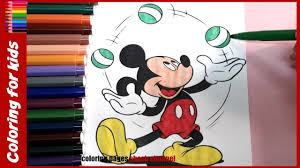 mickey mouse colouring pages free coloring from coloring pages