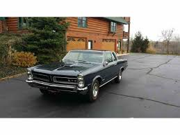 Classic Car Trader Los Angeles Classic Pontiac Gto For Sale On Classiccars Com 347 Available
