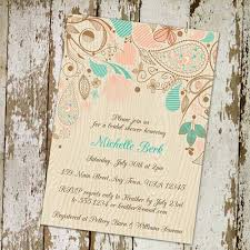 cheap bridal shower invitations rustic bridal shower invitations blueklip