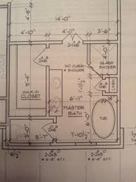 bathroom layouts master bath layout houzz house plans pinterest master bath