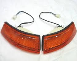 turn signal light assembly front turn signal light assembly set for 1969 74 datsun 240z 260z