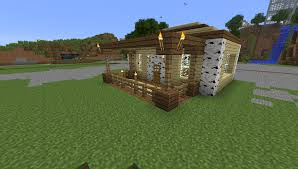 Build Homes Online Minecraft House Easy Build Here Your Starter Building Plans