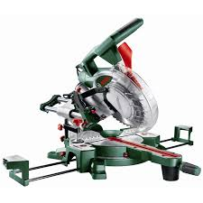 Bosch Saw Bench Bosch 1800w 245mm Dual Bevel Sliding Compound Mitre Saw Bunnings