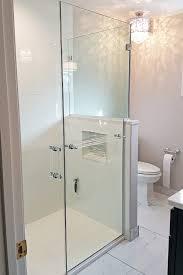 Towel Bar For Glass Shower Door Corner Frameless Shower Door Towel Bar Shower Door Experts