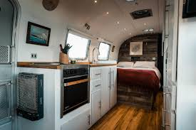 renovated rv diy airstream renovation of our 1972 airstream overlander