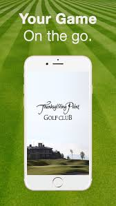 thanksgiving point golf course on the app store