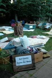 Backyard Movie Party by 136 Best Backyard Movie Night Images On Pinterest Outdoor Movie