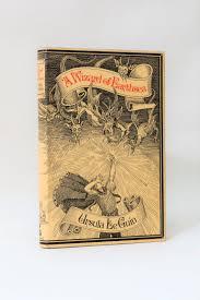 k le guin a wizard of earthsea gollancz 1971 first edition