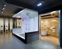 bathroom showroom ideas emporio design 6 provocative modern architecture approach for