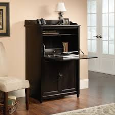 Computer Desk Armoire by Edge Water Smartcenter Secretary 413092 Sauder